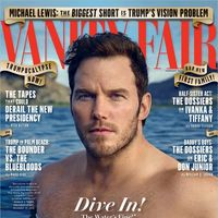 Chris Pratt, el hombre del momento, en la portada de Vanity Fair
