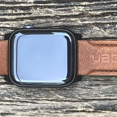 Foto 8 de 18 de la galería uag-leather-strap-para-apple-watch en Applesfera
