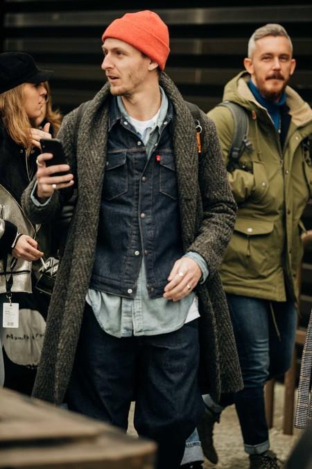 El Mejor Street Style De La Semana Paris Milan Londres Trendencias Hombre Trends 08
