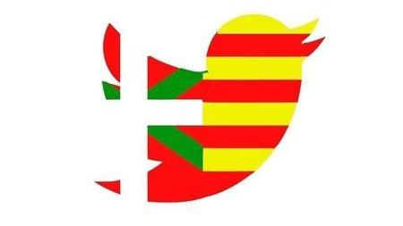 Twitter ya está disponible en Euskera