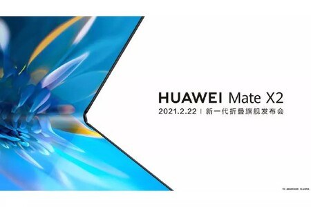 Huawei Mate X2 Fecha Presentacion 22 Febrero