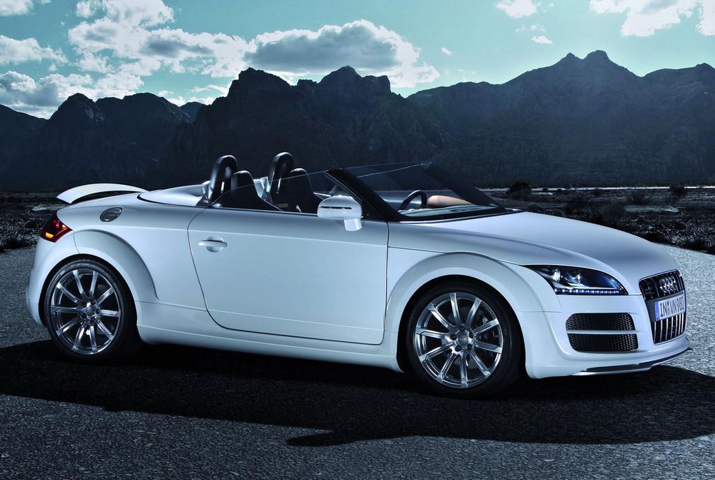 Audi Tt Clubsport Quattro 2 7
