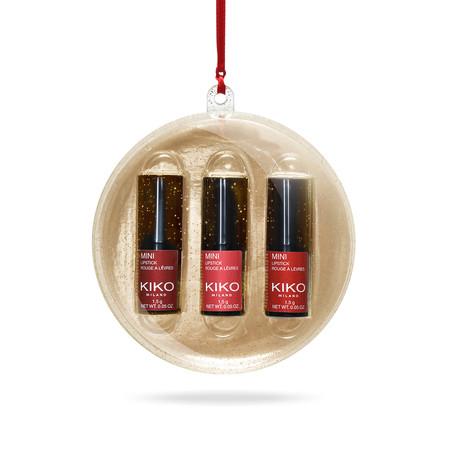 kiko milano colección de maquillaje de navidad 2019