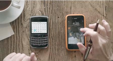 Samsung a por el mercado corporativo en un vídeo contra Apple y, sobre todo, RIM