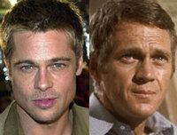 Brad Pitt será Steve McQueen