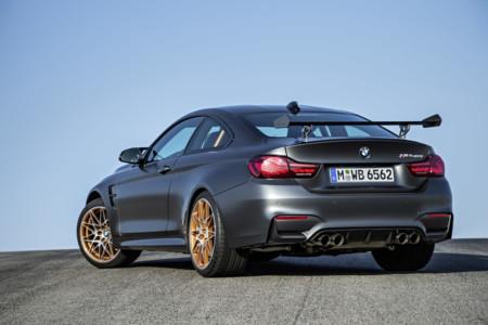 Mira la vuelta rápida en 7:28 del BMW M4 GTS a Nürburgring Nordschleife