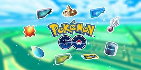 Pokemon Go Objetos