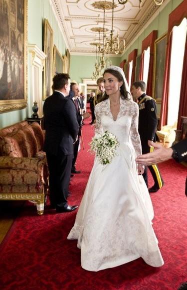 ¿Qué opinan los expertos del McQueen de Kate Middleton?