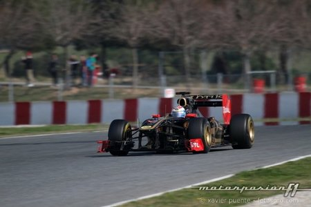 """Niki Lauda Dixit: """"El Renault R31 está limitado por sus pilotos"""""""