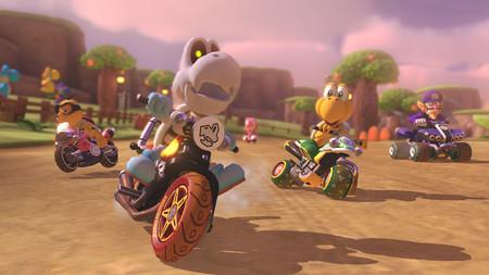 Mario Karto 8