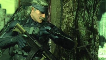 [Games Convention 06] Nuevo trailer de Metal Gear Solid 4