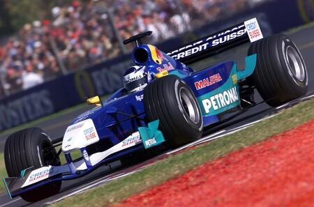Raikkonen Australia F1 2001