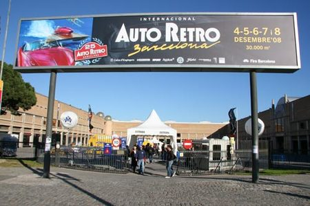 Auto Retro Barcelona: balance positivo