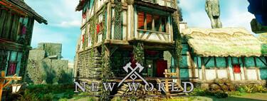 Casas, viaje rápido y Azoth en New World: todo lo que debes saber