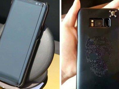 Samsung no se cansa de tener smartphones edición especial, habrá un Galaxy S8 de Piratas del Caribe