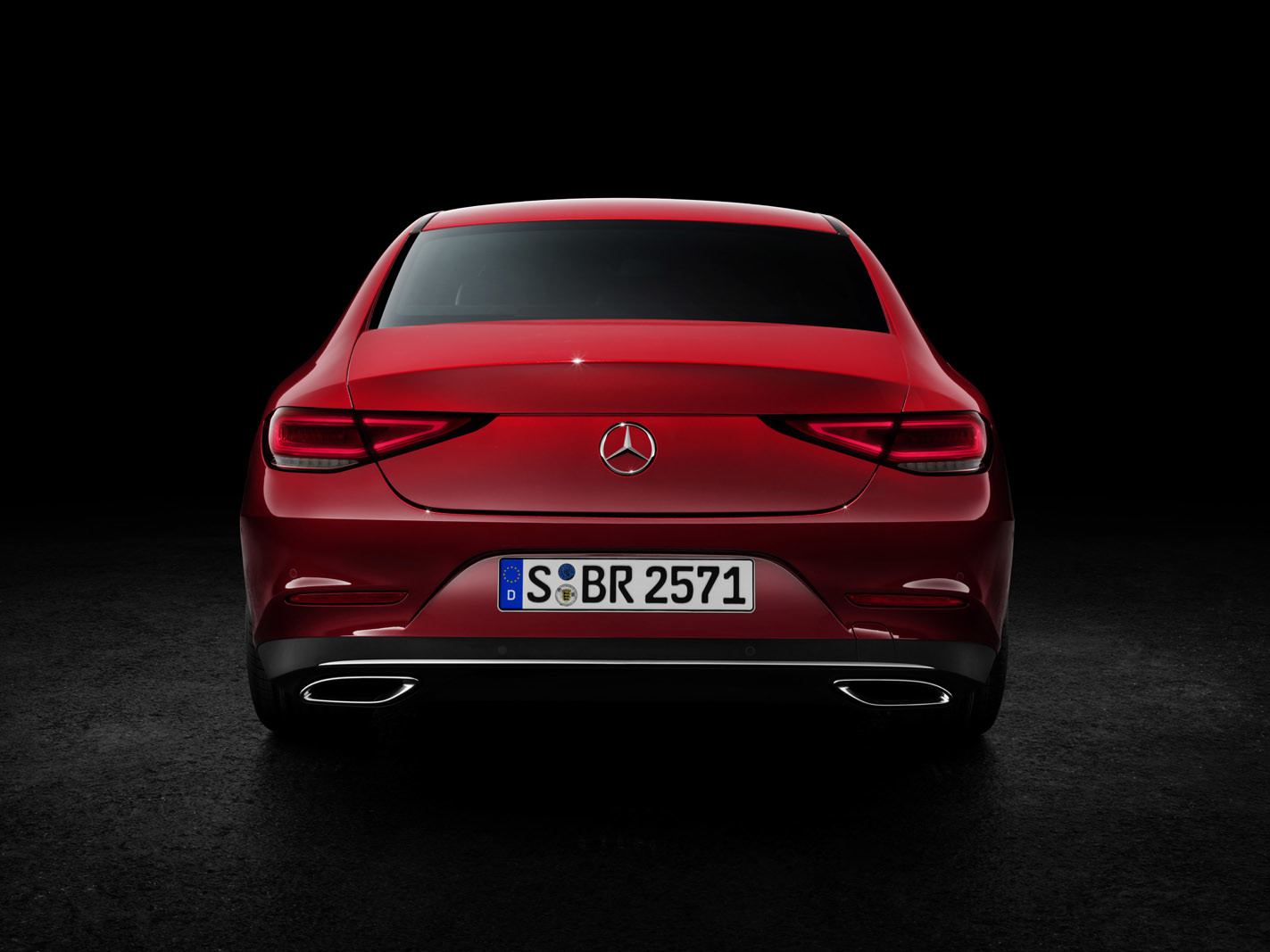 Foto de Mercedes-Benz CLS Coupé 2018 (8/56)