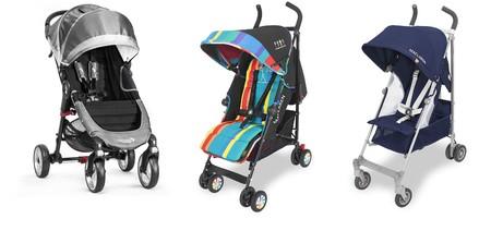 5 ofertas en sillas de paseo Maclaren y Baby Jogger en la semana del Black Friday de Amazon