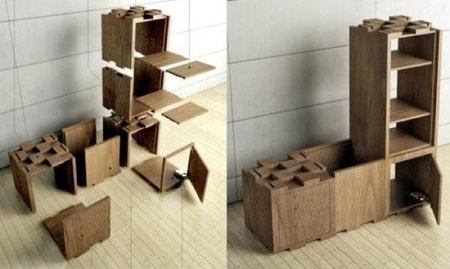 iQubic, mobiliario que deja volar tu imaginación