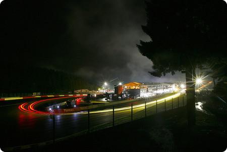 Alex Müller logra la pole en Spa para Maserati bajo la lluvia
