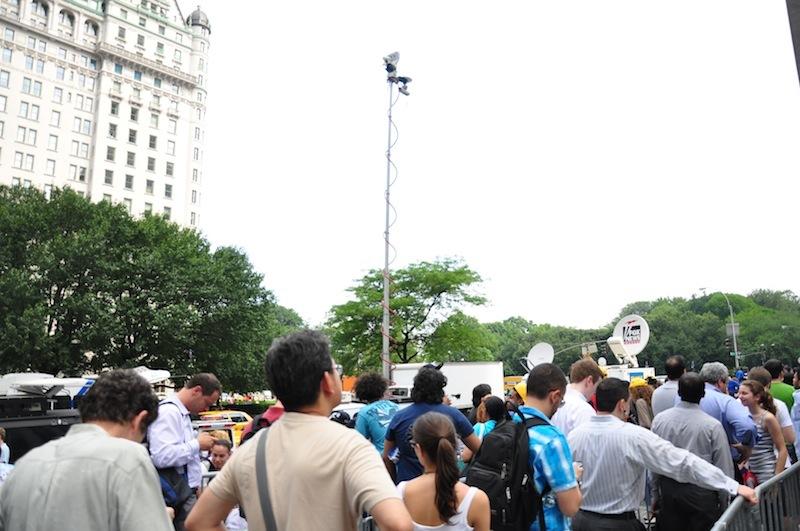 Lanzamiento iPhone 4 en Nueva York