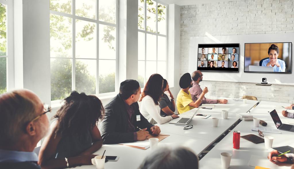 Zoom no solo triunfa en las videollamadas de trabajo o con amigos, también es la aplicación favorita de los políticos