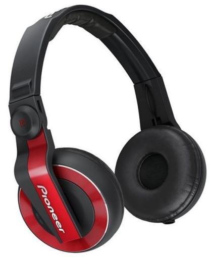 Auriculares HDJ-500 de Pioneer, para todo tipo de DJs