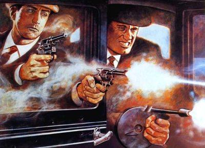 Los mejores gangsters de la historia del cine
