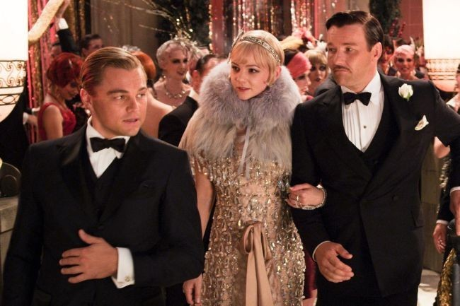 Leonardo DiCaprio, Carey Mulligan y Joel Edgerton