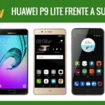 Huawei P9 Lite frente a rivales como Galaxy A5, Xperia M5, HTC One A9 o bq Aquaris M5 entre otros