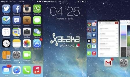 iOS 7: Primeras impresiones