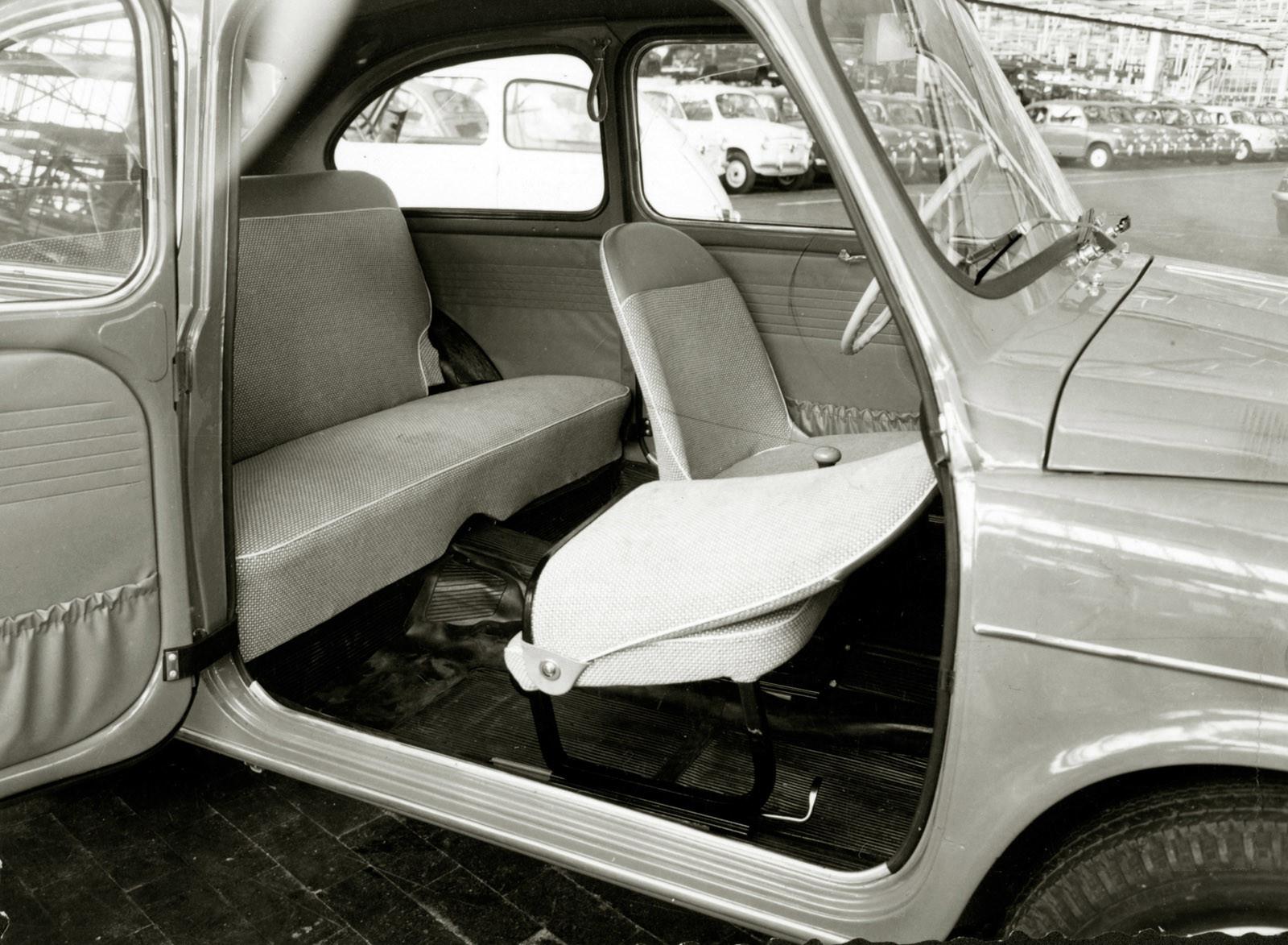 Foto de SEAT 600 (50 Aniversario) (43/64)