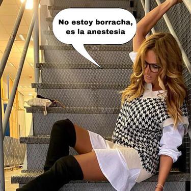 Marta López abandona el quirófano: así ha quedado su nuevo abdomen