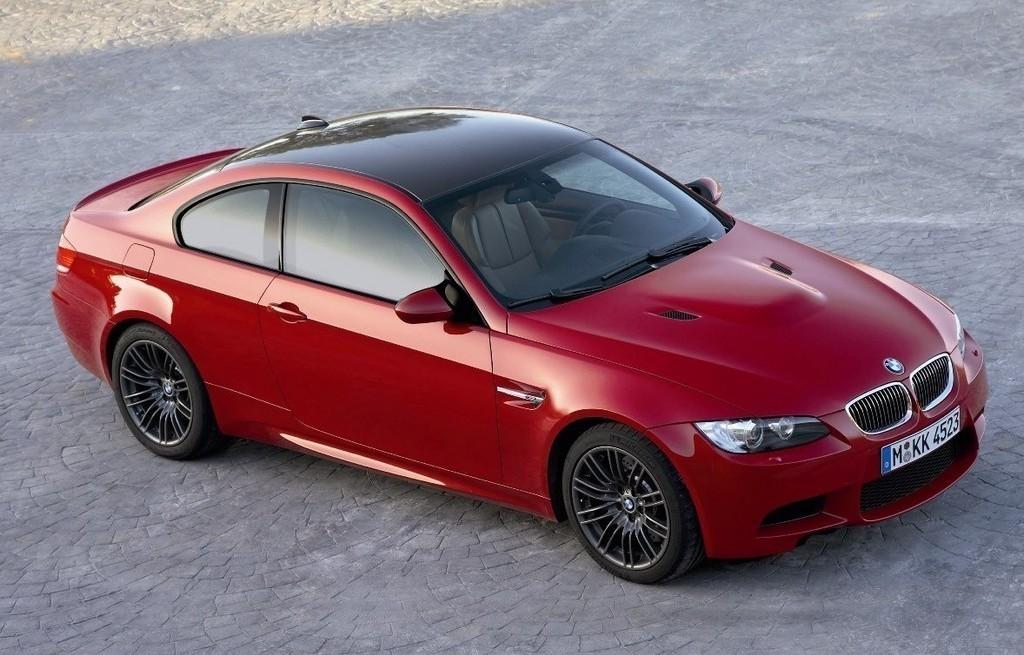Foto de BMW M3 Coupé (33/38)