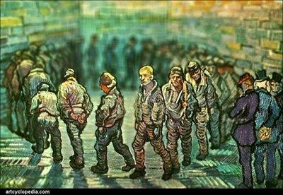 Van Gogh visto bajo el sorprendente prisma del Tilt-Shift