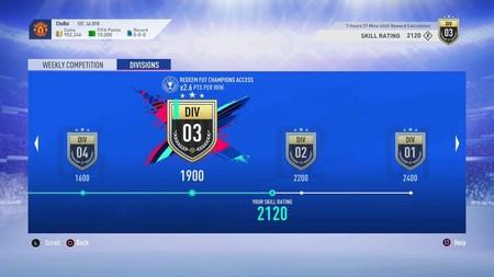 Division Rivals FIFA
