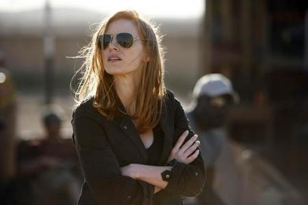 Dicen que Jessica Chastain sale con un conde ¿Drácula? ¿Lequio? No, espera