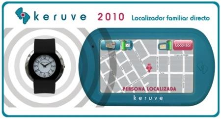 Keruve 2010 mejora el sistema de localización para personas con Alzhéimer
