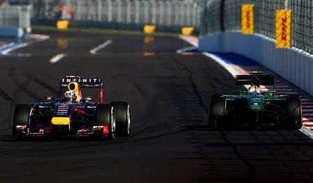 El formato de clasificación podría cambiar debido a la ausencia de Caterham y Marussia