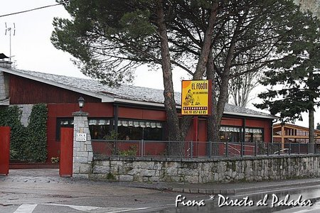 El Fogón de los Arrieros, cocina argentina en Moralzarzal, Madrid
