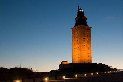 La Torre de Hércules, nombrada Patrimonio de la Humanidad
