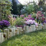 Hazlo tú mismo: un arriate de madera en tú jardín, paso a paso