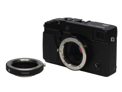 Ahora ya puedes usar objetivos Leica en la Fujifilm X-Pro1