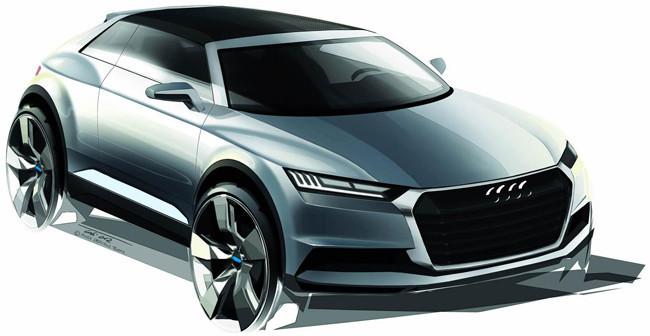 Audi sigue pensando en más SUV para su gama
