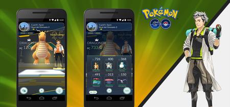 Pokémon GO facilitará que los novatos puedan entrenarse en gimnasios de su equipo