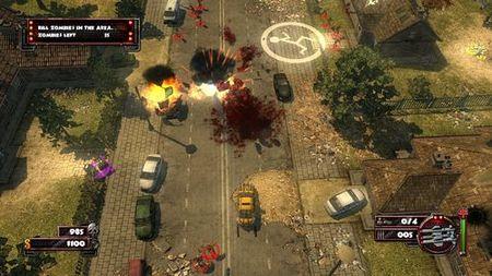 'Zombie Driver'. Masacrando zombies al volante