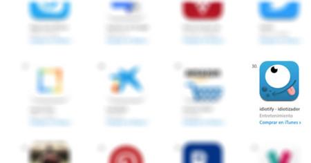 Idiotizador en la App Store