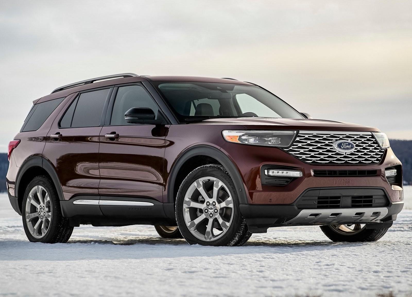 Foto de Ford Explorer 2020 (1/13)