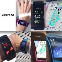Gear Fit 2, otro wearable de Samsung está en camino