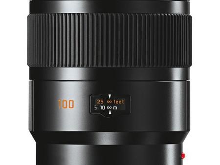 Leica ha presentado el nuevo Summicron-S 100 mm f/2 para cámaras de formato medio