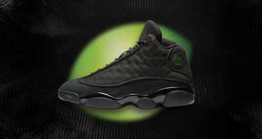 "Vuelven las garras de la pantera: Air Jordan 13 Retro ""Black Cat"""